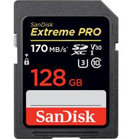 Sandisk Sandisk | Extreme Plus 128GB SD Card SDSDXW5-128G-G