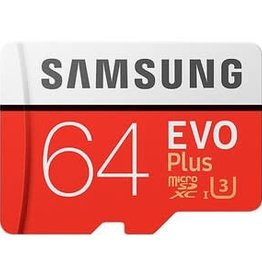 Samsung Samsung 64GB EVO Plus micro SD Card 15-01999