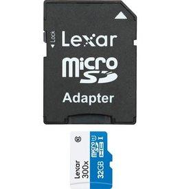 LEXAR 32GB HIGH-PERF M-SDXC/HC