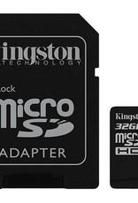 Kingston Kingston   32GB microSDHC Canvas Select Plus Class 10 Flash Memory Card SDCS2 150-1507