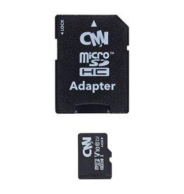 /// CMI 128GB MicroSD Class 10 U1 w/SD Adapter CMMICROSD10128GB