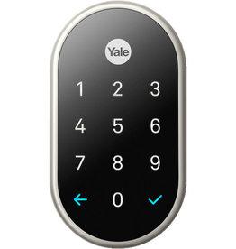 Nest x Yale Lock w/Nest Connect RFBYRD540WV619