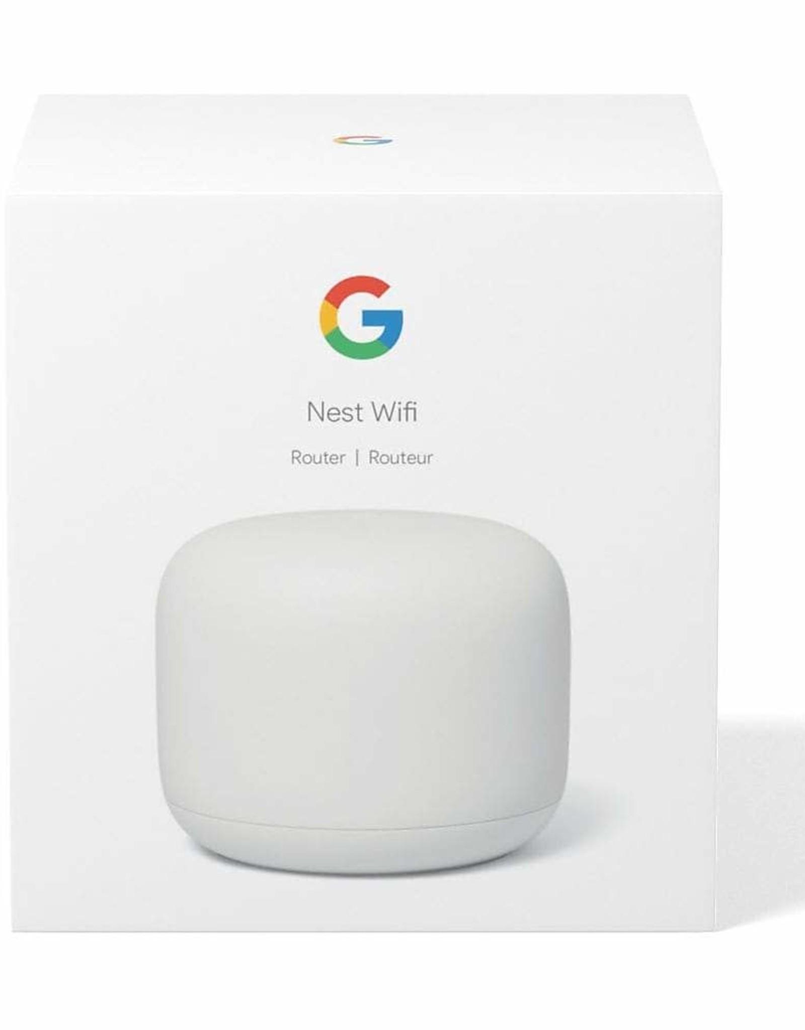 Google Google | Nest Wifi Router Single Unit GA00595-CA