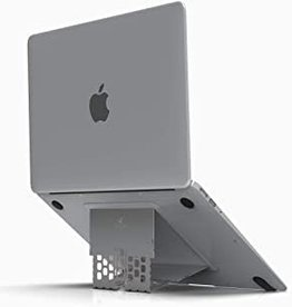 Majextand - ergonomic thinnest stand for MacBook/Laptop Stand, Space Grey MJX200-1