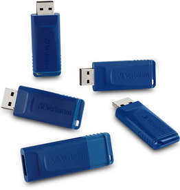 Verbatim 8GB Flash Drive 5PK 99121