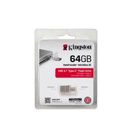 Kingston Kingston 64GB DT Microduo Flash