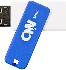 /// CMI 16GB USB3.1 Flash Drive 3-Pack CMUSBFD3316GB