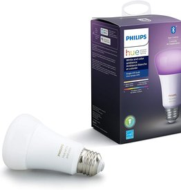Philips Hue Philips Hue | White and Colour Single A19 (Bluetooth-enabled) 548735