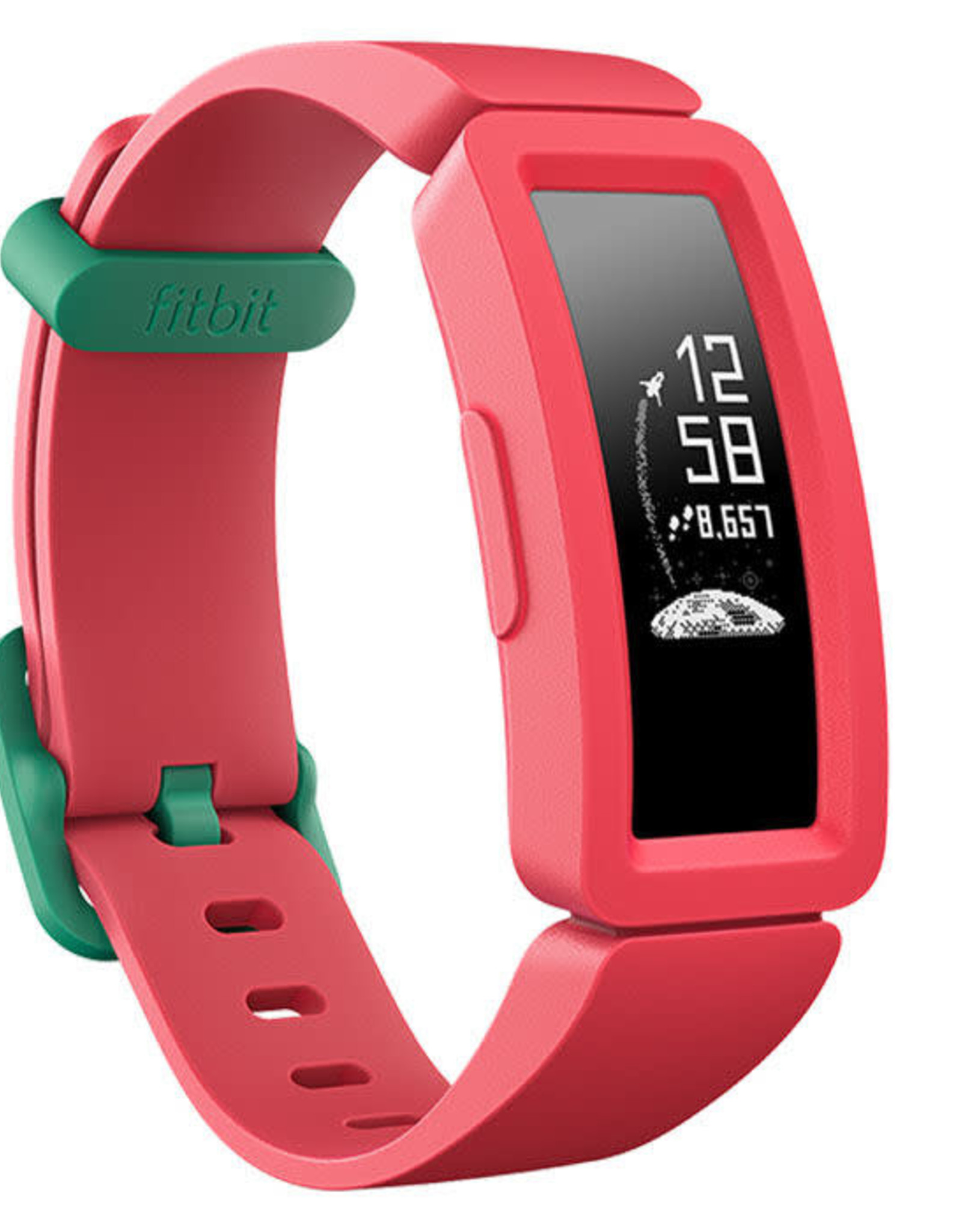 Fitbit Fitbit   Ace 2 Watermelon and Teal   FB414BKPKFRCJK