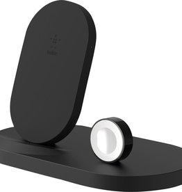 Belkin Belkin | 7.5W Charge dock for Apple watch, iPhone Black F8J235TTBLK