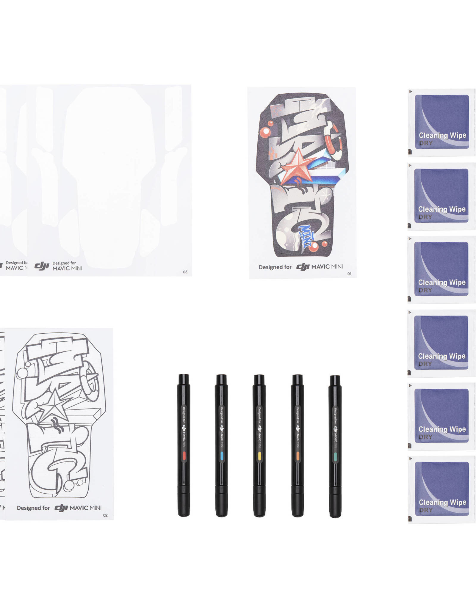 DJI DJI | Mavic Mini DIY Creative Kit CP.MA.00000155.01