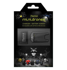 /// Parrot Battery & Charger Black