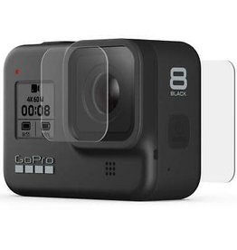 GoPro SO GoPro | Tempered Glass Screen Protector Hero 8 GP-AJPTC-001