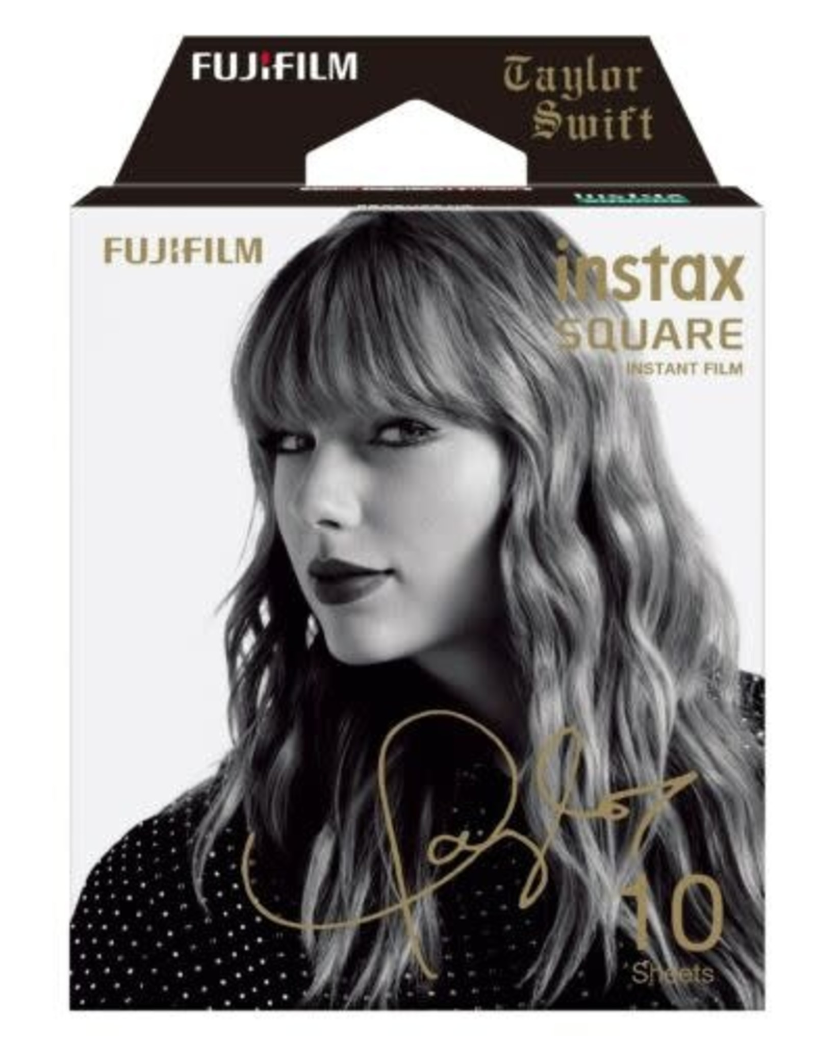 Instax Fujifilm | Instax SQUARE Instant Film - Taylor Swift (10 exposure) 600020401