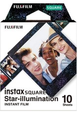 Instax Fujifilm | Instax SQUARE Instant Film - Star Illumination (10 Exposures) 600020825