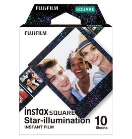 Instax Fujifilm | Instax SQUARE Instant Film - Star Illumination (10 Exposures)