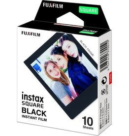 Instax Fujifilm | Instax SQUARE Instant Film - Black Border (10 Exposures)