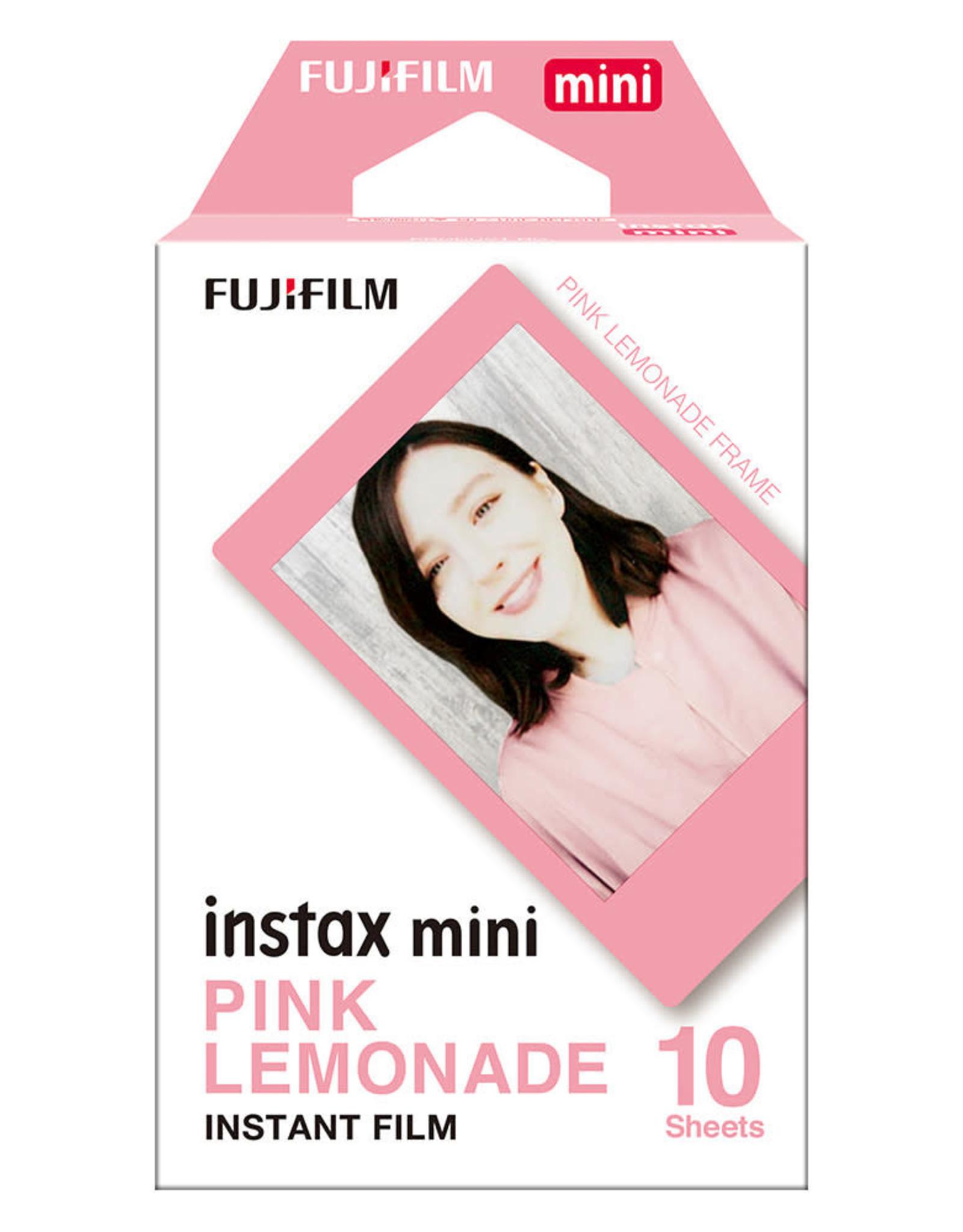 Instax Fujifilm | Instax Mini Film Pink Lemonade 10 Sheets 600019839