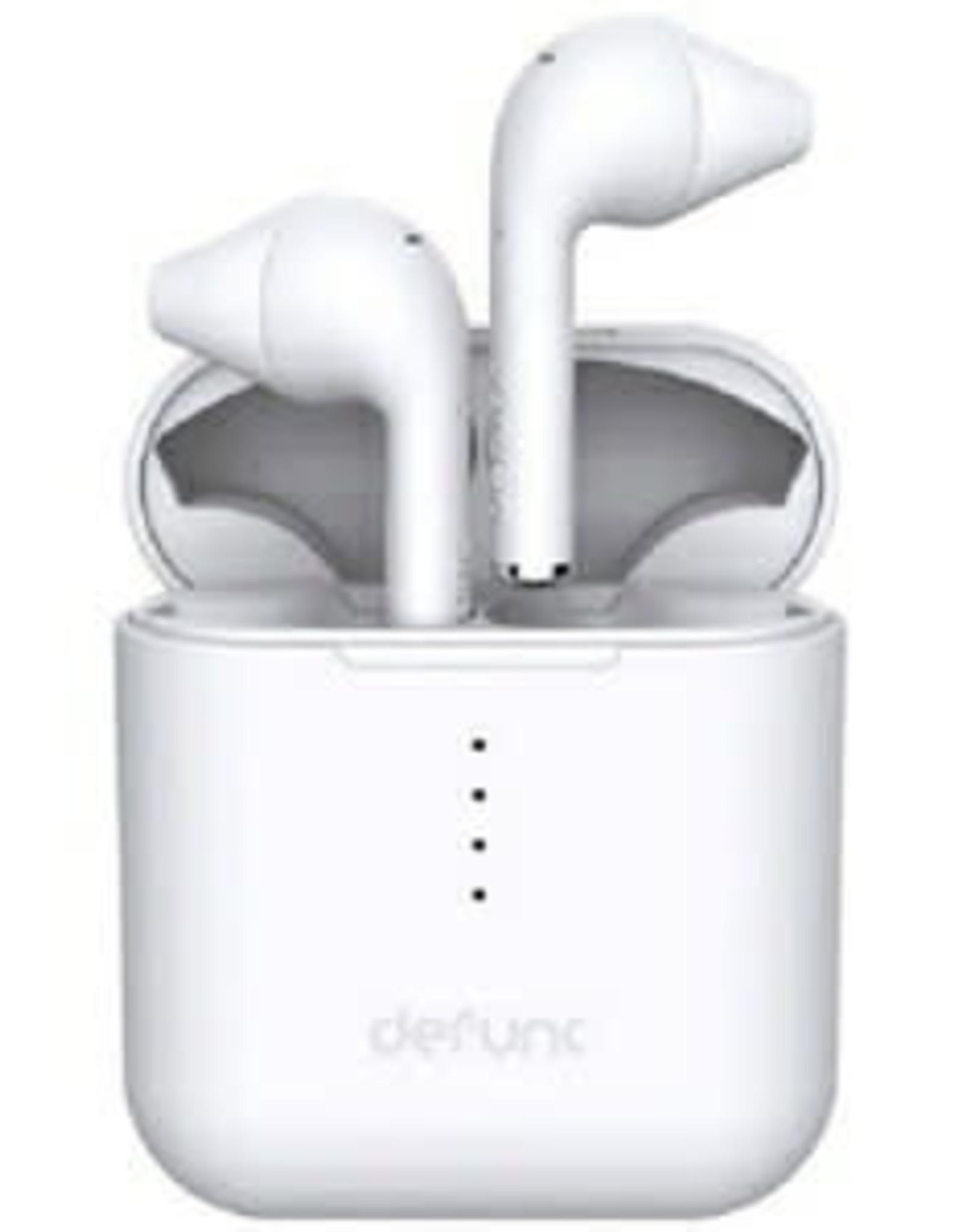 Defunc | True Go Wireless Headphones White DF-D0272