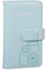 Instax Fujifilm   Instax Mini Photo Album - Light Blue