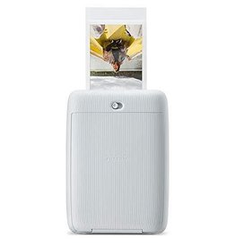Instax Fujifilm   Instax Mini Link Smartphone Printer Ash White