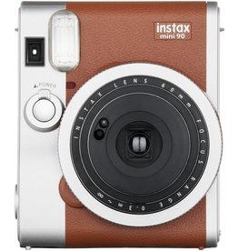 Instax Fujifilm INSTAX MINI 90 W/FILM BROWN