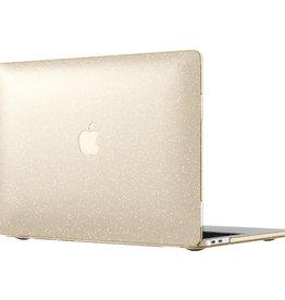 """Speck Speck Macbook Pro 13"""" Smartshell (w&w/o TB) Clear/GoldGlitter"""