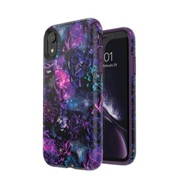 Speck Speck | iPhone XR PRESIDIO INKED (GALAXYFLORAL/CALA PURPLE) 117075-7562