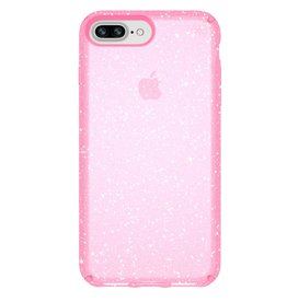 Speck Speck | iPhone 8/7/6S Plus Presidio - Clear Pink w Gold Glitter 1175866603