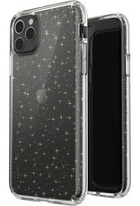 Speck Speck | iPhone 11 Pro Max PRESIDIO CLEAR + GLITTER (CLEAR WITH GOLD GLITTER/CLEAR) 130027-5636
