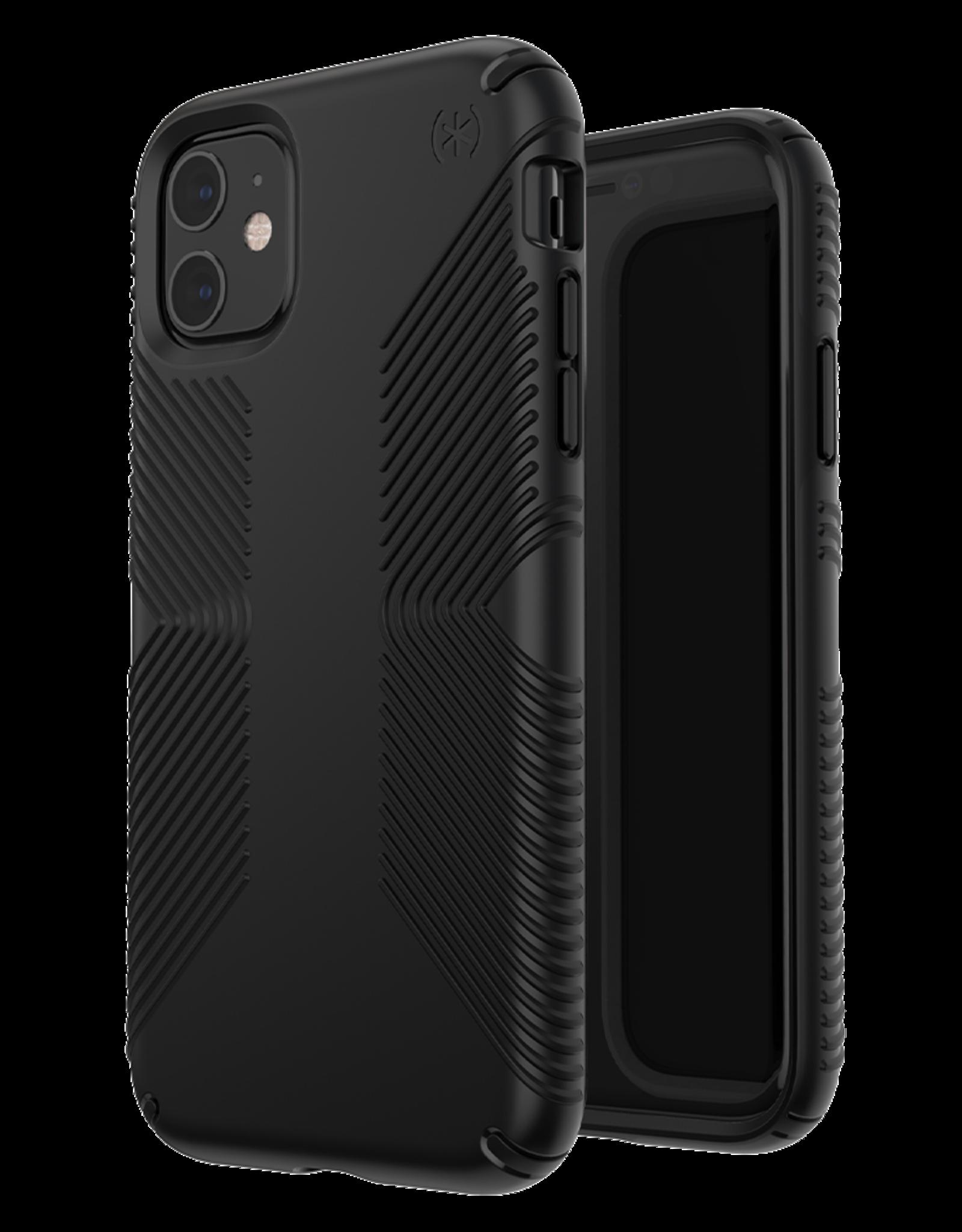 Speck Speck   iPhone 11 PRESIDIO GRIP (BLACK/BLACK) 129909-1050