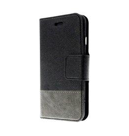 Caseco Caseco   Broadway 2-in-1 RFID Shield Folio Case - iPhone SE Black CC-BD-iPSE-BK