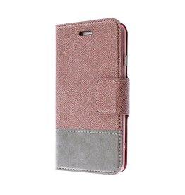 Caseco Caseco   Broadway 2-in-1 RFID Shield Folio Case - iPhone SE Rose Gold CC-BD-iPSE-RG