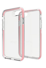GEAR4 GEAR4   iPhone 8/7/6S D3O Clear/Rose Gold Piccadilly case   15-00943