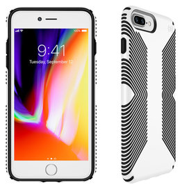 Speck Speck | iPhone 8/7/6S/6 Plus Presidio Grip White/Black | 1LCA1031221909