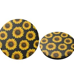 Popsockets Popsockets |  PopTop (Swappable Top Only) Sunflower Patch 123-0085