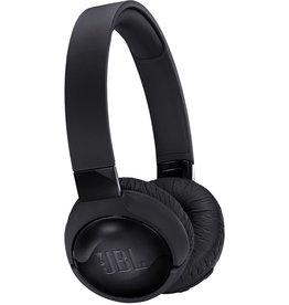 JBL JBL | TUNE 600BTNC Wireless On-Ear Active Noise-Cancelling Headphones Black JBLT600BTNCBLKAM