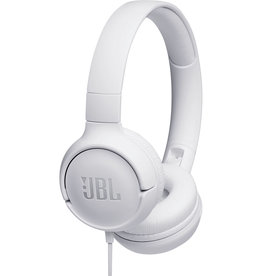 JBL JBL | T500 On-Ear Headphones JBLT500WHTAM