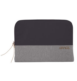 STM Laptop Sleeve Grace 13in Cloud Grey STM-114-106M-05