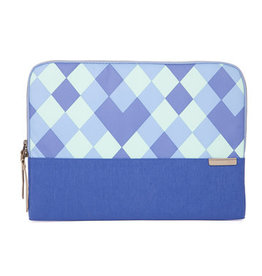 STM Laptop Sleeve Grace 13in Blue Diamonds STM-114-106M-19
