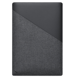 Native Union Native Union | Stow Sleeve Slate for MacBook Air and MacBook Pro 15 inch 108-0031