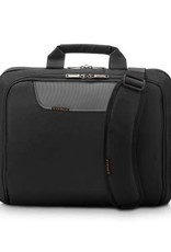 Everki - Advance Laptop Bag/Briefcase up to 16in Black 112-9326
