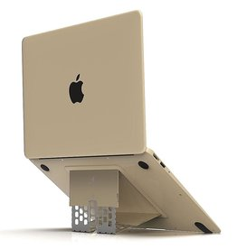SO Majextand - ergonomic thinnest stand for MacBook/Laptop Stand, Gold MJX400-1