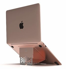 SO Majextand - ergonomic thinnest stand for MacBook/Laptop Stand, Rose Gold MJX500-1