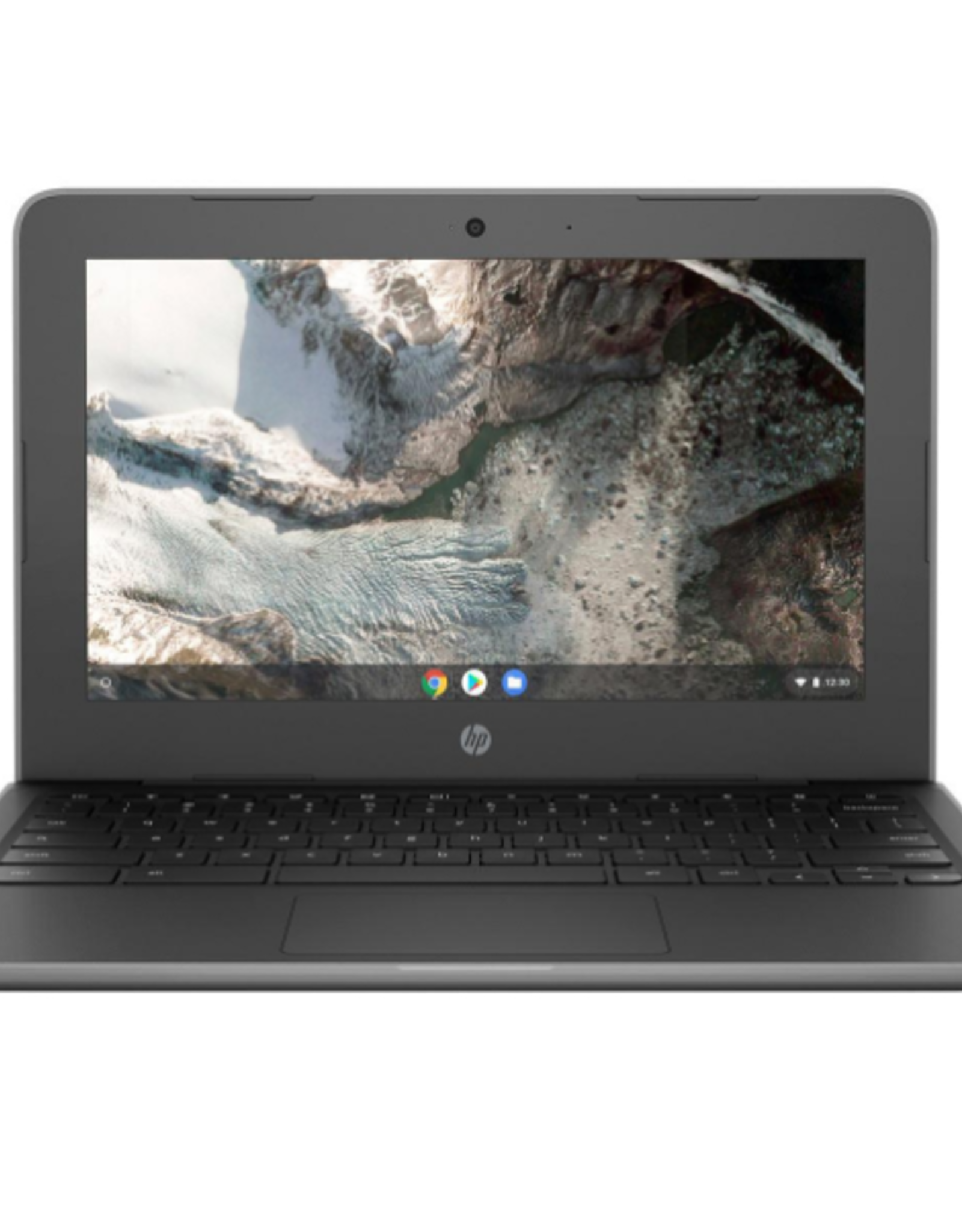 "HP HP - 11 G7 EE 11.6"" Chromebook - Gray (Intel Celeron N4000 / 16GB eMMC / 4GB RAM / Chrome OS) 