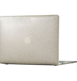 Speck Speck Macbook Air 13'' Smartshell - Clear with Gold Glitter PRE 2018 863705636