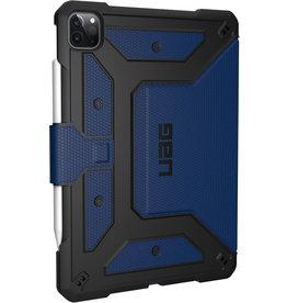 UAG UAG | iPad Pro 12.9 (2020/2019/2018)  Blue/Black (Cobalt) Metropolis Series Case 15-07107
