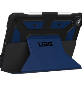 UAG UAG | iPad Pro 11 (2020/2019/2018)  Blue/Black (Cobalt) Metropolis Series Case 15-07104
