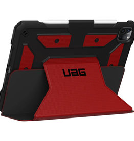 UAG UAG | iPad Pro 11 (2020/2019/2018)  Red/Black (Magma) Metropolis Series Case 15-07105
