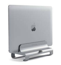 Satechi Satechi Vertical Laptop Stand - Silver ST-ALVLSS